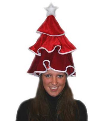 Bonnet sapin de Noël - null