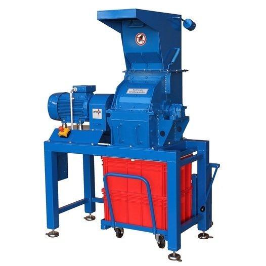 Robuste Industrie-Hammermühlen - für Durchsätze ab 100 kg/h bis 40 t/h