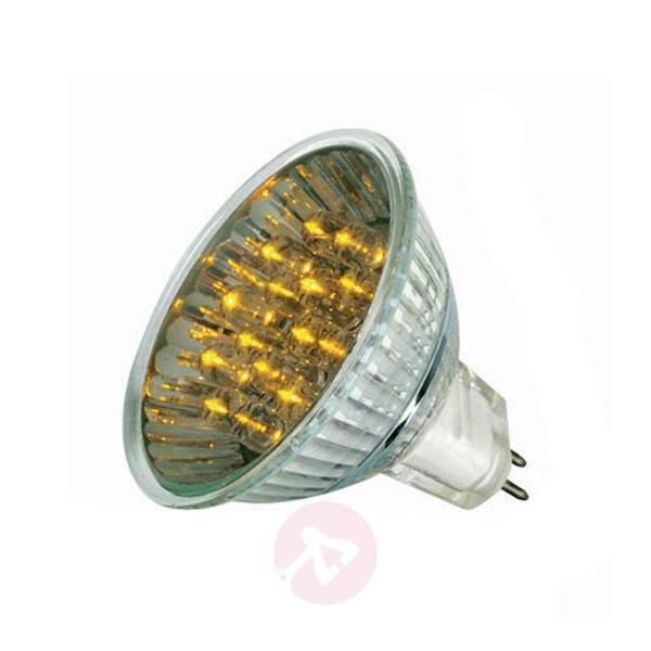 GU5.3 MR16 1W LED reflector bulb - LED Bulbs