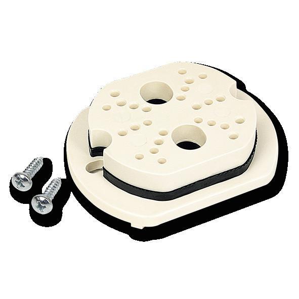 NiroSan® Universal-Schalltrenner - NiroSan® Universal-Schalltrenner zur Montage von Wand- und Doppelwandscheiben