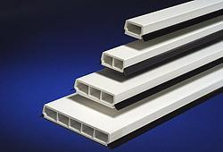 Glass Window Bars  - G20, G25, G45 and G75, 13 mm construction height