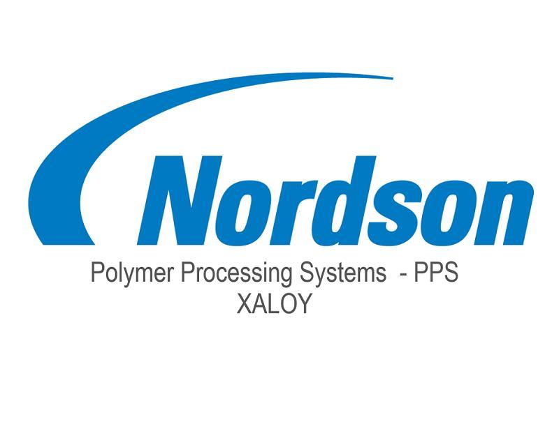 Nordson Polymer Processing Systems - Fusos, câmaras, bicos de injeção, reparação de fusos e câmras