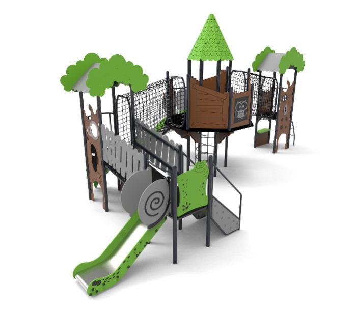 Domek na drzewie 11 - Domek na drzewie