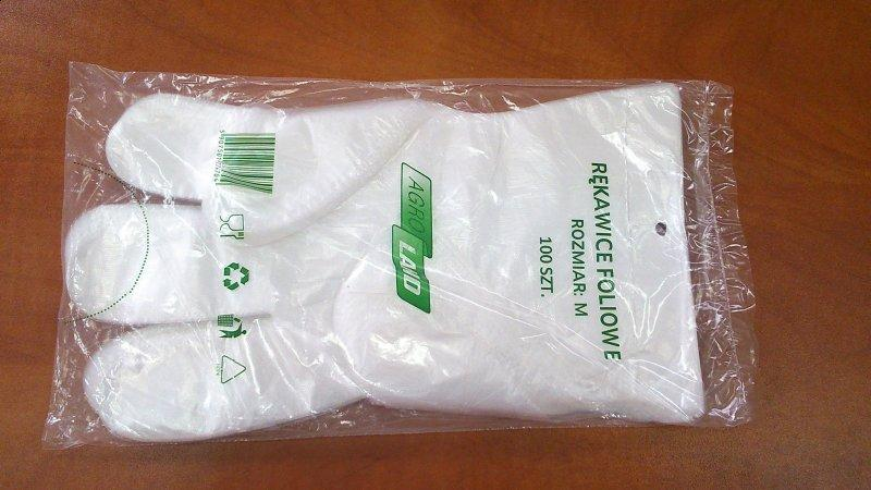 Einweghandschuhe HDPE in der ökonomischen Version - Verarbeiter und Hersteller