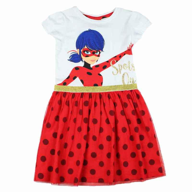 Großhandel kleidung kind kleid Miraculous - Kleid