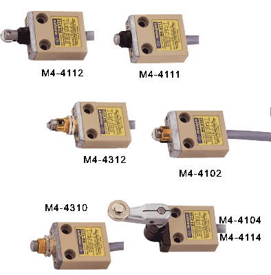 Enclosed Limit Switches -