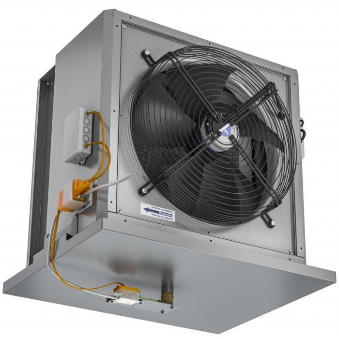 Aérotherme Top C - Aérotherme Top C - Réfrigération de halls répondant à la plupart des besoins.