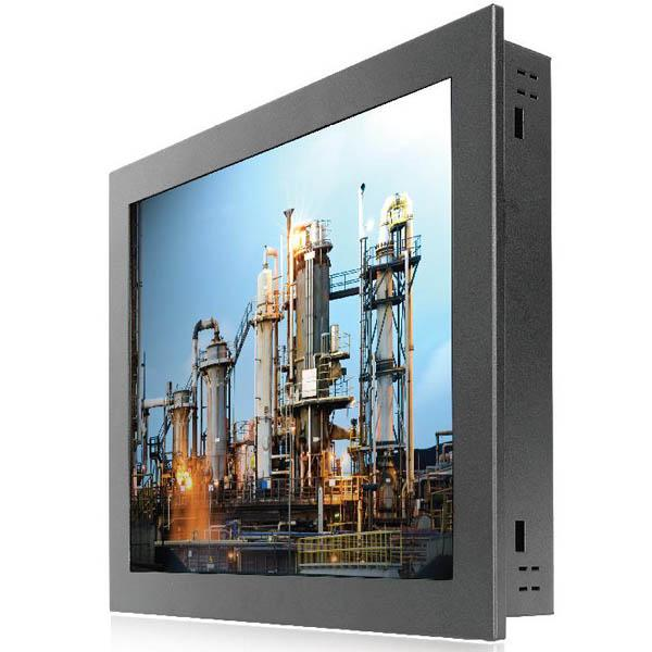15inch Panel Mount Monitor/ 300cd(nit)/ 1024x768 -