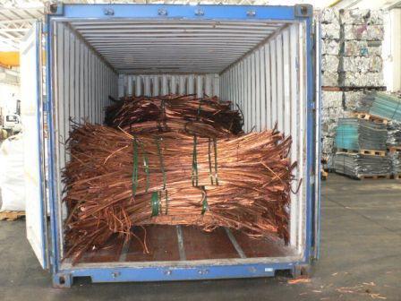 Copper Millberry Wires Scrap -  Déchets de fils de cuivre