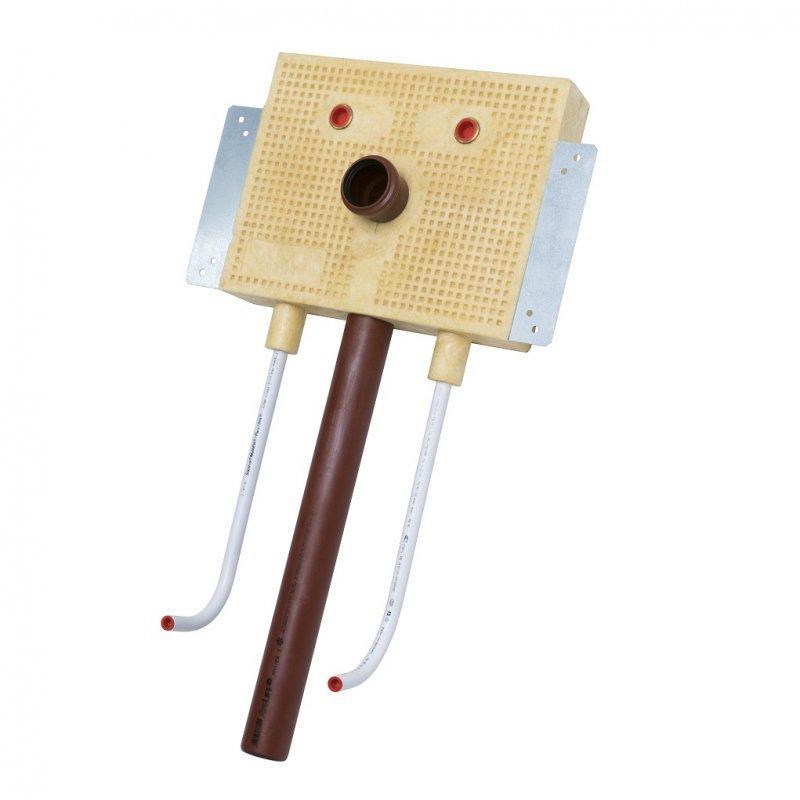 Spültisch-Montagebox 25-ST-T - SANHA®-Box - Montagebox für Spültische