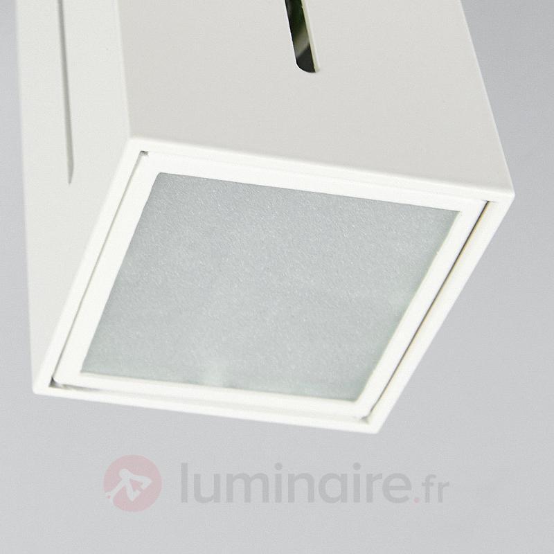 Plafonnier basse consommation IKARO - Plafonniers chromés/nickel/inox