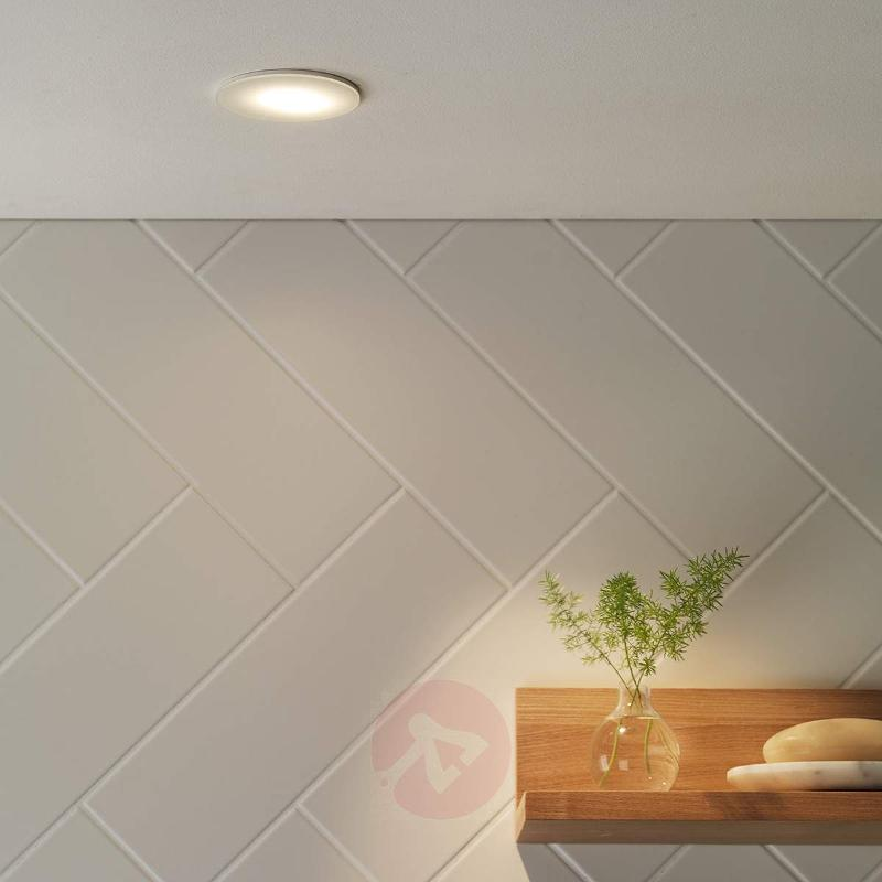 Discreet LED recessed ceiling light Mayfair - Recessed Spotlights