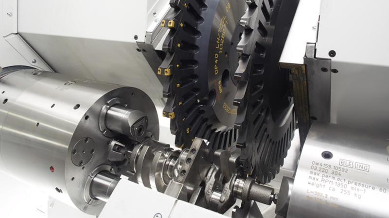 Crankshafts and Camshafts - RFK / DRZ / RFN series