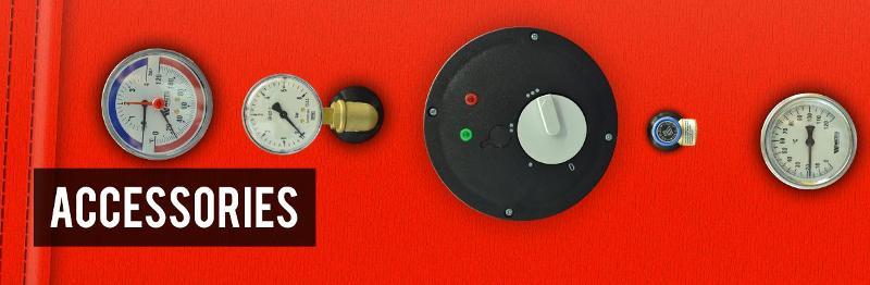 Buffer tanks & Calorifiers - Accessories