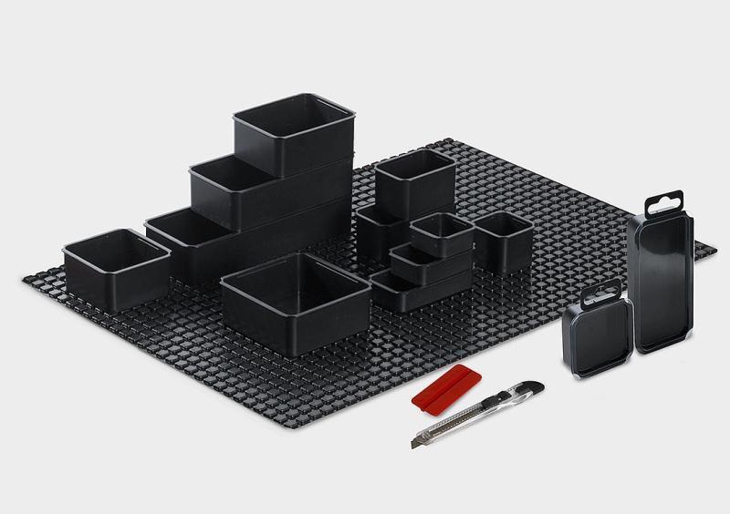 StorePack - 组合模块式收纳系统 StorePack