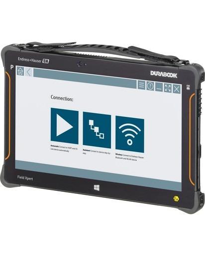 Field Xpert SMT70 - Tablette PC hautes performances pour la configuration des appareils