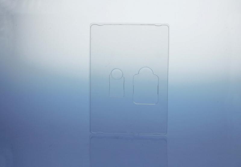 Einlage / Tiefziehtray für SD-Card und SD-Card Box - Einlagen für Multistorageboxen