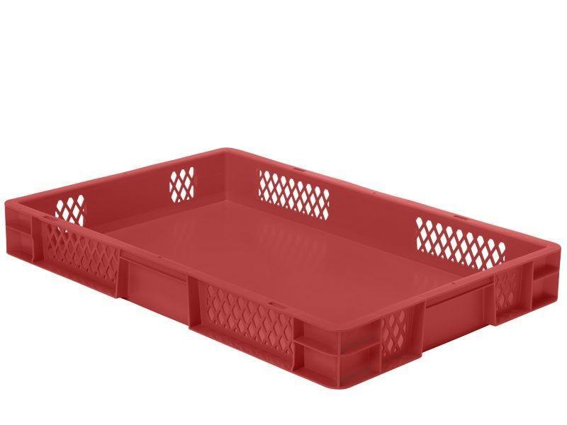 Stacking box: Dina 75 2 - Stacking box: Dina 75 2, 600 x 400 x 75 mm