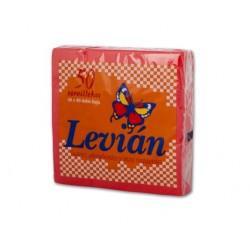 Servilleta LEVIAN 40X40 GRANATE - Servilletas
