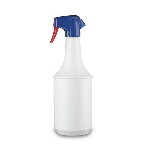 PE bottle Supra & trigger sprayer Guala TS-1 - trigger sprayer / spray bottle / spray gun