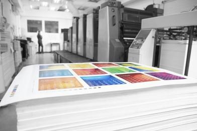 Printing & finishing - null