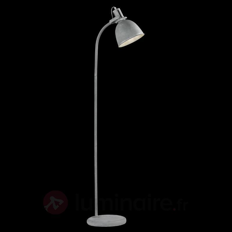 Lampadaire au design industriel Kent - Tous les lampadaires