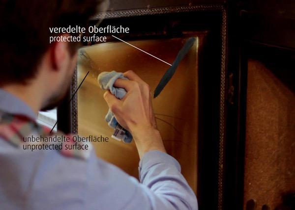 Feuerzauber für Kaminscheiben (Private Label) -