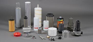 Filtres pour Hydraulique - null