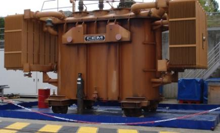 Bac De Rétention Souple Pliable - 9000 Litres - Bac Occasionnel - BRSO 9000 SM-Bacs de rétention souples pliables de 9000 à 62100 litres