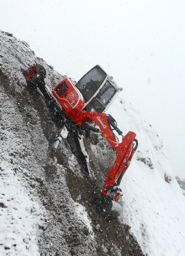 R45 - Snow excavator