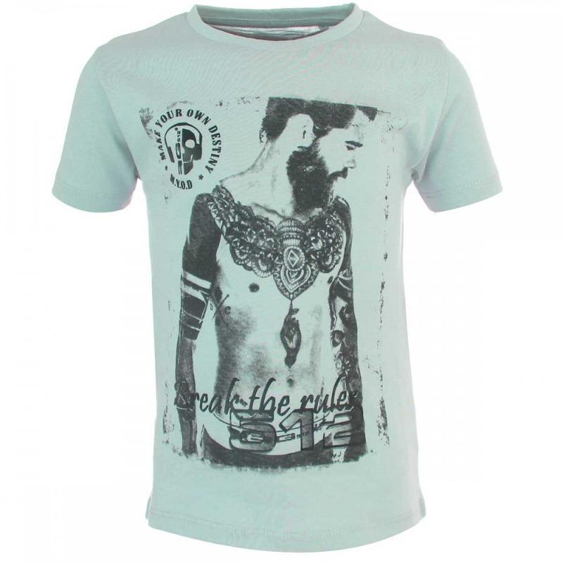 15x T-shirts manches courtes RG512 du 6 au 14 ans - T-shirt et polo manches courtes
