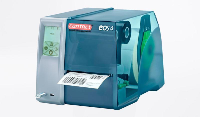 Drucker - contact EOS1 / EOS4