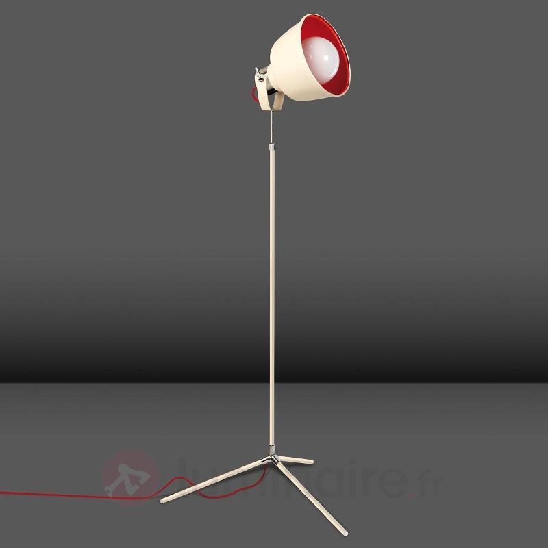 Lampadaire trépied VINTAGE - Tous les lampadaires