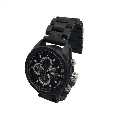 carbon fiber watch GCC18001 in Germany - Swiss ETA movement 100% real carbon fiber mechanical watch manufacturer