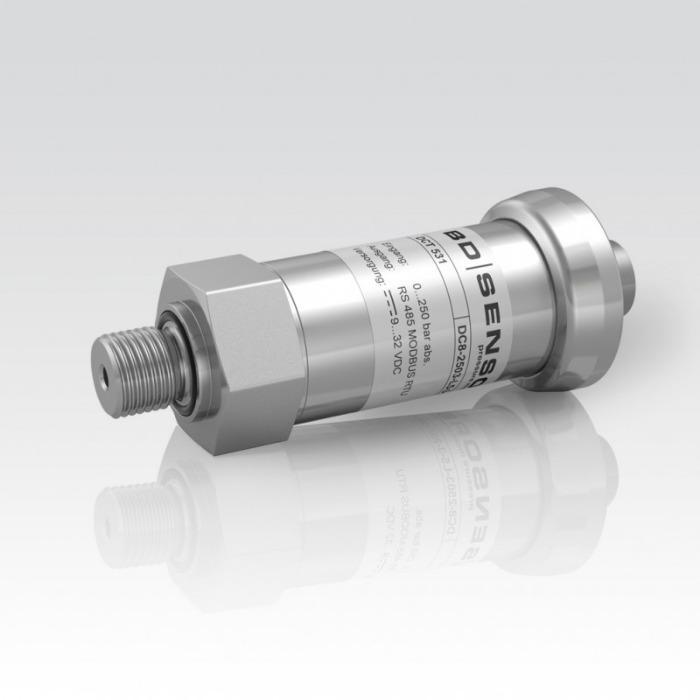 Pressure Transmitter DCT 531 - pressure transmitter / thermal / membrane / Modbus