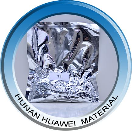 Elemental metal series - Titanium powder
