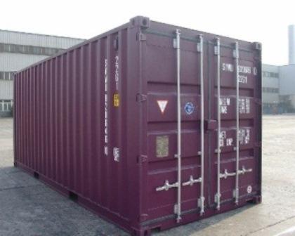 Морской контейнер 20 фут - Морской контейнер 20 фут