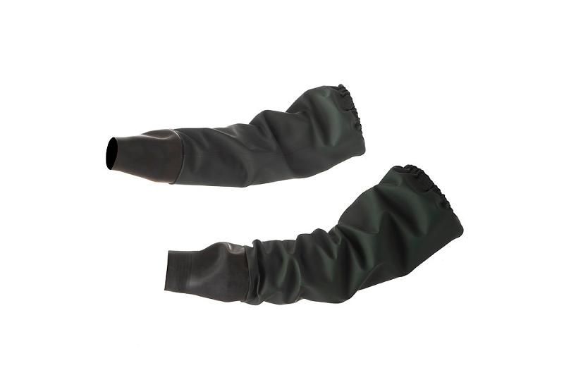 Protective arm sleeves latex cuff 'BERA' - null
