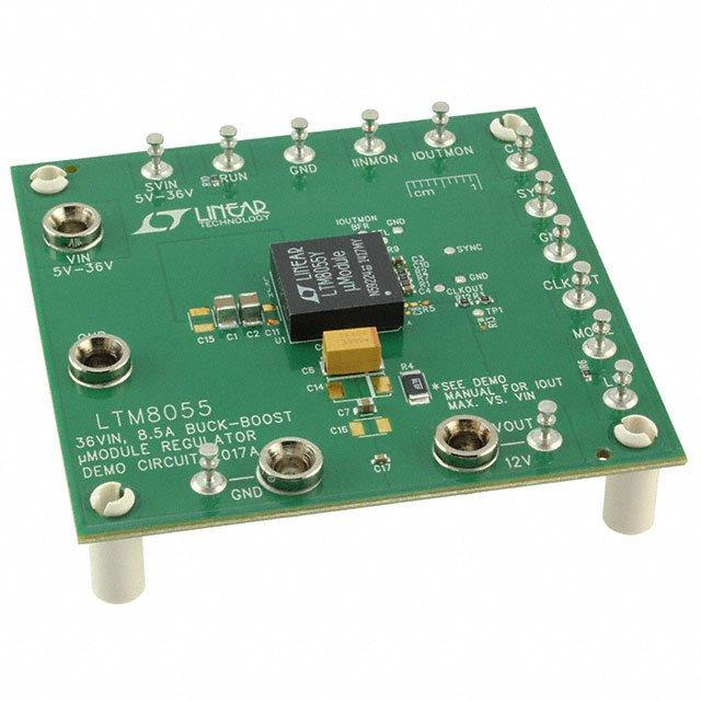 EVAL BOARD FOR LTM8055 - Linear Technology DC2017A