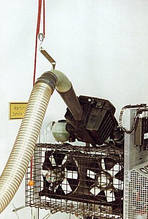 Bancs d'essai moteurs - Bilan thérmique - Essai de moteurs avec des mesures supplémentaires - Bilan thermique
