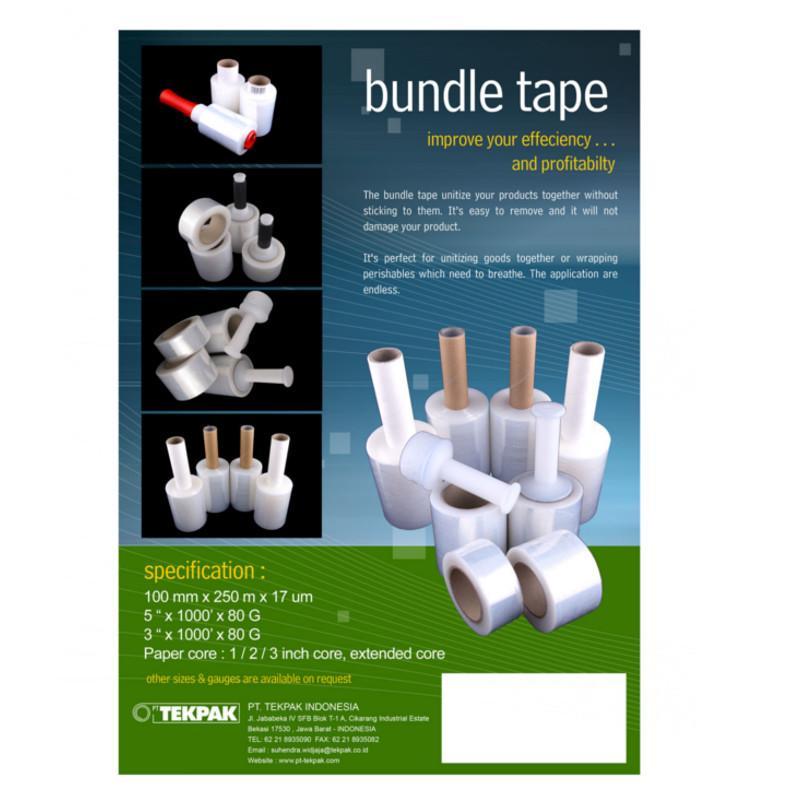 Bundle Tape -