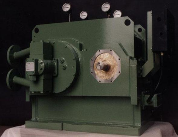 Turbo-multiplicateurs - Multiplicateur moteur électrique/ compresseur centrifuge 1500 kW à 10900 rpm