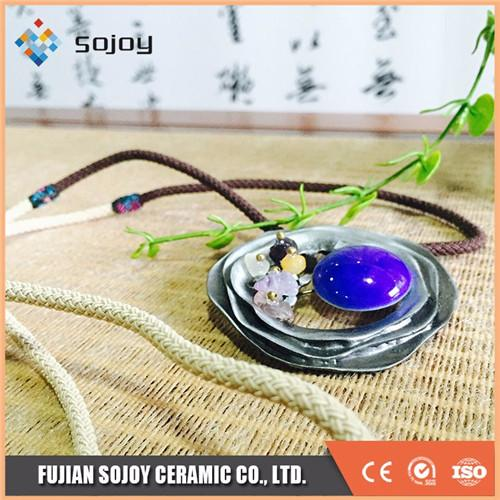 Hot-selling Ceramic Necklace - High Quality Jade Alloy Necklace