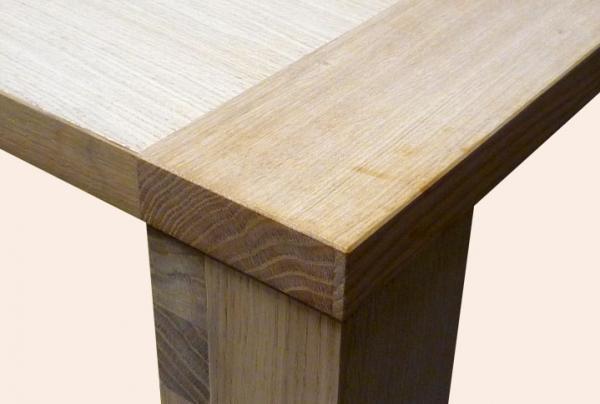 Element de table en bois - null