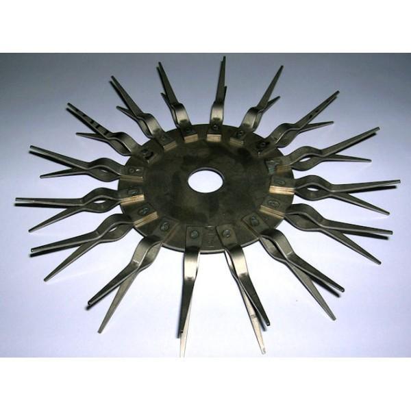 Titanium umbrella - Anodizing Rack Titane - Anodizing Rack Titane - Anodizing Rack Titanium