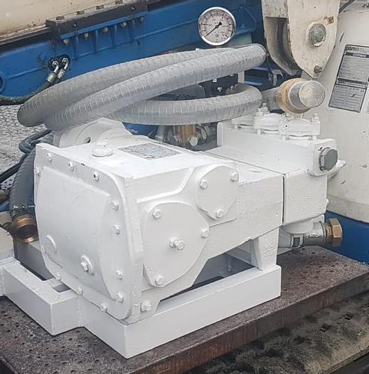 Project Triplex 140 - Pump