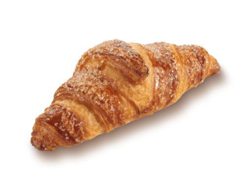 Croissant Royal with Apricot Filling - Croissants