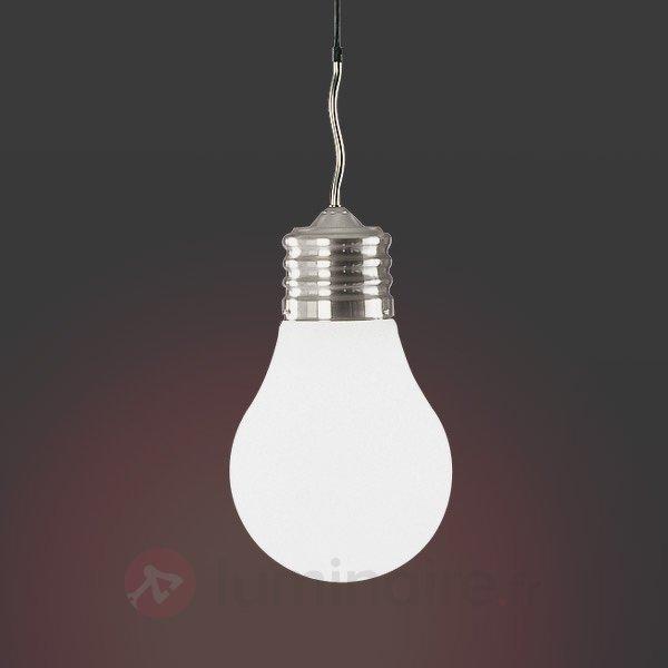 Suspension originale LAMPADINA - Suspensions en verre
