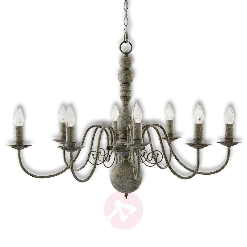 Greythorne chandelier - 8-light - Chandeliers