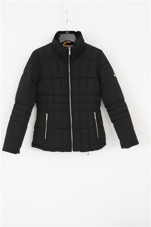 Women winter down coat with zipper - TL-13